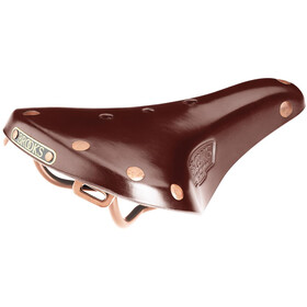 Brooks B17 Special Zadel Kort Dames, antique brown